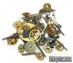 Набор украшений Запчасти для часов Stanislaus - WATCH INNARDS, 90 элементов - ScrapUA.com