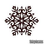 Акриловый штамп Christmas Stamp SR067 Снежинка, размер 5 * 4,4 см - ScrapUA.com