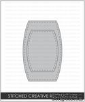 Ножи от Studio Katia - Stitched Nested Creative Rectangles - ScrapUA.com