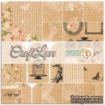 Набор скрапбумаги Studio75 - Craftlove, 30х30 см, двусторонняя - ScrapUA.com
