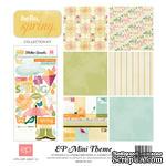 Набор бумаги от  Echo Park - Hello Spring Mini Theme, 30х30 см, - ScrapUA.com