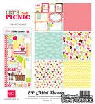 Набор бумаги и декора от Echo Park - Picnic Collection Kit, 30x30 см - ScrapUA.com