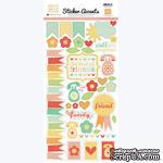 Наклейки от Echo Park - The Best of Friends Stickers, 15x30 см - ScrapUA.com