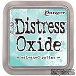 Оксидные чернила Ranger - Tim Holtz - Distress Oxides - Salvaged Patina - ScrapUA.com