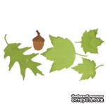 Лезвие Dimensional Small Leaves #1 от Cheery Lynn Designs - ScrapUA.com
