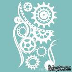 Чипборд от Вензелик - Набор стимпанк 02, размер: 52x79 мм - ScrapUA.com
