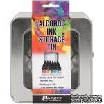 Коробочка для хранение алкогольных чернил Ranger Storage Tin - ScrapUA.com