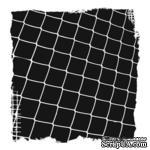 Маска The Crafter's Workshop - Mini Template Fence Frame, 15х15 см - ScrapUA.com