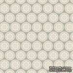 Ткань Tilda - Happiness is Homemade Olivia Grey 100 % хлопок, 50х55 см - ScrapUA.com
