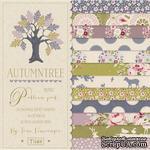 Набор скрапбумаги Tilda - Autumn Tree, 12 листов, 15х15см - ScrapUA.com