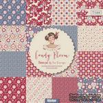 Набор скрапбумаги Tilda - Candy Bloom, 12 листов, 30х30см - ScrapUA.com