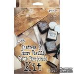 Набор чернил и инструментов Ranger - Tim Holtz Distress Ink Kit - ScrapUA.com
