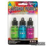 Алкогольные чернила Ranger - Alcohol Pearls #2, с перламутром - ScrapUA.com