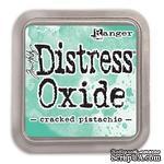 Оксидные чернила Ranger - Tim Holtz - Distress Oxides - Cracked Pistachio - ScrapUA.com