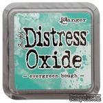 Оксидные чернила Ranger - Tim Holtz - Distress Oxides - Evergreen Bough - ScrapUA.com