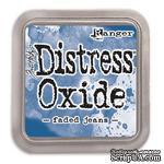 Оксидные чернила Ranger - Tim Holtz - Distress Oxides - Faded Jeans - ScrapUA.com