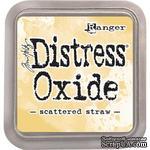 Оксидные чернила Ranger - Tim Holtz - Distress Oxides - Scattered Straw - ScrapUA.com