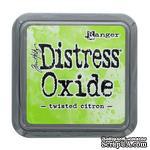 Оксидные чернила Ranger - Tim Holtz - Distress Oxides - Twisted Citron - ScrapUA.com