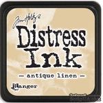 Штемпельная подушка Ranger - Distress Mini Ink Pad - Antique Linen - ScrapUA.com