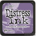 Штемпельная подушка Ranger - Distress Mini Ink Pad - Dusty Concord - ScrapUA.com