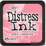 Штемпельная подушка Ranger - Distress Mini Ink Pad - Worn Lipstick - ScrapUA.com