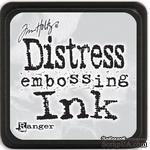 Прозрачные чернила для эмбоссинга Ranger - Distress Mini Embossing Ink Pad - ScrapUA.com