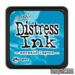 Штемпельная подушка Ranger - Distress Mini Ink Pad - Mermaid Lagoon - ScrapUA.com