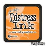 Штемпельная подушка Ranger - Distress Mini Ink Pad - Carved Pumpkin - ScrapUA.com