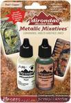 Алкогольные чернила Ranger - Pearl/Copper Metallic Mixative, 2 шт. - ScrapUA.com