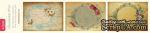 Полоски с картинками от Тамары Старцевой - №2, 21,5 см, 3 шт. - ScrapUA.com