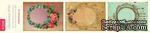Полоски с картинками от Тамары Старцевой - №3, 21,5 см, 3 шт. - ScrapUA.com