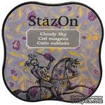 Чернила Tsukineko StazOn Midi Ink Pad - Cloudy Sky - ScrapUA.com