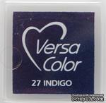 Пигментные чернила Tsukineko - VersaColor Small Pads Indigo - ScrapUA.com