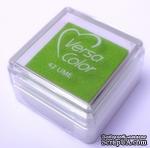 Пигментные чернила Tsukineko - VersaColor Small Pads Lime - ScrapUA.com