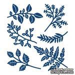 Нож от Tattered Lace Dies - Foliage Leaves - Листики - ScrapUA.com