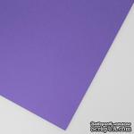 Картон Cover Board Classic, 30x30см, плотность 270, фиолетовый - ScrapUA.com