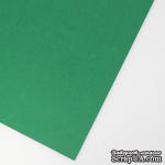 Картон Cover Board Classic, 30x30см, плотность 270, зеленый - ScrapUA.com