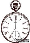 Акриловый штамп Stamp Vintage Watches Часы, размер 5.2 * 7.3 - ScrapUA.com