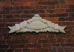 Пластиковый декор от Е.В.А - Вензель, 7,8х2,5см - ScrapUA.com