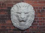 Гипсовое украшение от Е.В.А - Голова льва, 5,5х5 см - ScrapUA.com