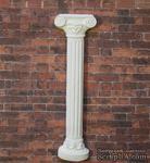 Гипсовое украшение от Е.В.А - Колонна, 10,5х3 см - ScrapUA.com