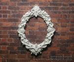 Пластиковый декор от Е.В.А - Рамка, 7,3х5,5 см - ScrapUA.com