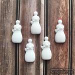Пластиковое украшение Детская бутылочка с соской, 1 шт от Е.В.A, 1,5x3см - ScrapUA.com
