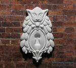Гипсовый декор от Е.В.А - Замочная скважина, 5.3х3.4 см - ScrapUA.com