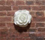 Пластиковая роза от Е.В.А, 2см - ScrapUA.com