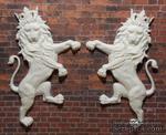 Пластиковые львы от Е.В.А, 11,5х7см - ScrapUA.com