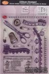 Штамп силиконовый от Viva Decor -Ателье мод - ScrapUA.com
