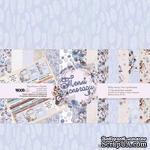 "Набор бумаги для скрапбукинга двусторонняя от WOODchic - ""Теплі спогади"", 30,5 х30,5 см - ScrapUA.com"
