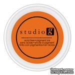 Пигментные чернила Studio G - Orange - ScrapUA.com