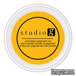 Чернила Studio G - Yellow - ScrapUA.com